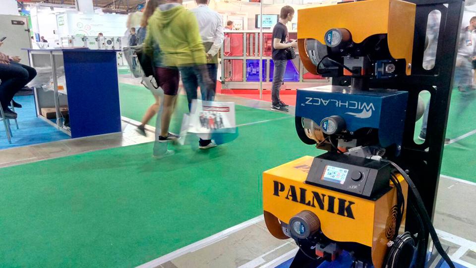На выставке «АкваТерм Киев» мы представили эффективные горелки Palnik