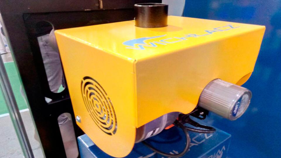 «Завод котлов» презентовал свою продукцию и вдохновился на разработку новых идей